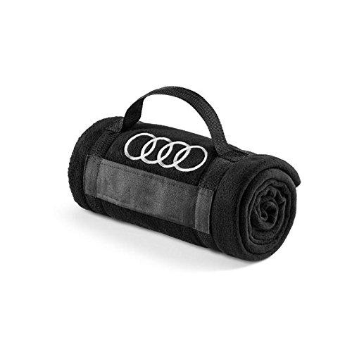Audii Sport GmbH Audi 3291700800Couverture Polaire Noire Audi Sport GmbH