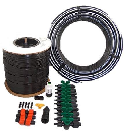 - Vegtable Garden Drip Jr. Kit – 10 Rows X 50 Ft– Watering Garden Drip Irrigation