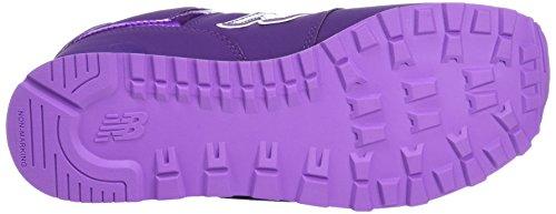 New Balance 574v1, Zapatillas Unisex Bebé Morado (Purple)