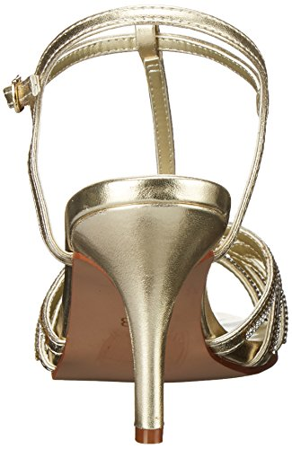 Sandal Metallic Womens Dress Inc Gold Dyeables Lexi pYITS8Iwqx