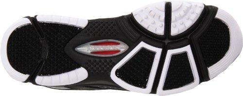 SAUCONY Pro Grid Trex Zapatilla de Fitness Caballero Negro/Blanco