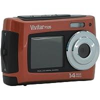 Vivitar 14MP Dual Screen Camera - Orange VF526 (VF526CL-ORANGE-TA)