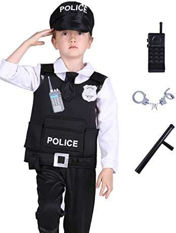 Childrens police uniform _image3