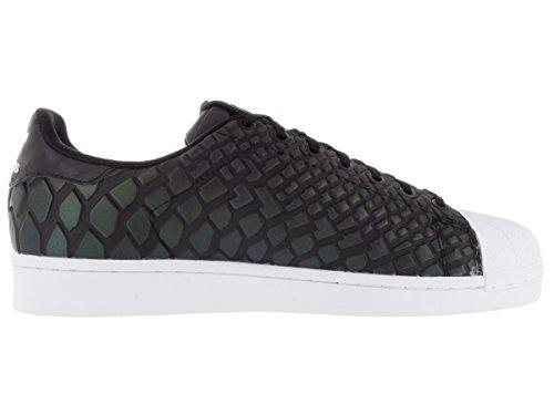 Zapatillas de baloncesto / supcol / ftwwht Adidas Superstar originales Cblack 9 con nosotros CBlack-SupCol-FtWht