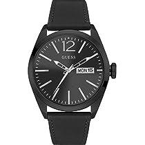 Guess Analog Black Dial Men&039s Watch  W0658G4