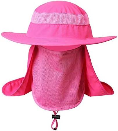 Elviray Vorhang Mann Frau Kappe UV Schutz Sonnenschutz Hut für Outdoor Zubehör Unentbehrliches Outfit