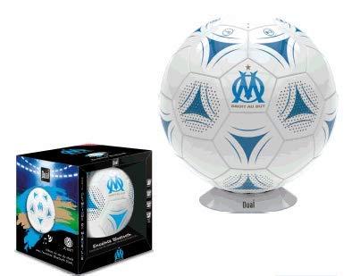 Altavoz portátil con Bluetooth, balón de fútbol Olympique de ...