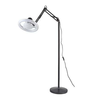 Amazon.com: bedroom lamps Floor lamp, LED beauty salon, cold ...