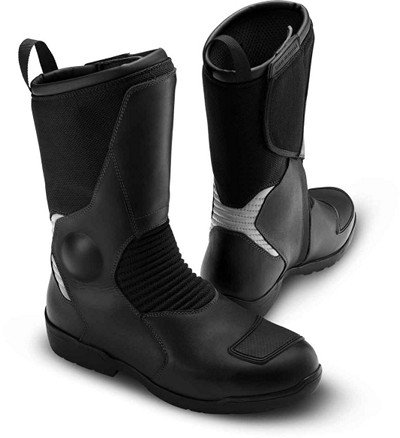 BMW Genuine Motorcycle Motorrad Allround Boot - 2013 - Color: Black - Size: EU 41 US L10 / M7.5