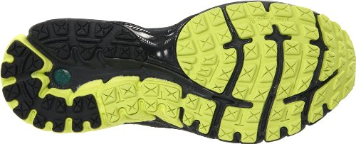 Brooks Ghost Gtx W - Zapatillas de running Mujer Lime/Black