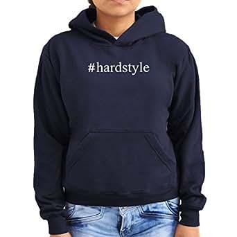 #Hardstyle Hashtag Women Hoodie