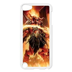 Ipod Touch 5 Phone Case Action Role-Playing Hack And Slash Video Game Diablo SMA10307058844
