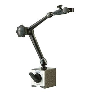 Noga DG61003 Regular Duty Dial Gage Holder Mag Base w/Metal Fine Adjust
