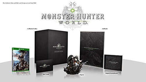 Monster Hunter World Collectors Edition  Xbox One