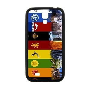 Creative Pattern Hot Seller Stylish Hard Case For Samsung Galaxy S4