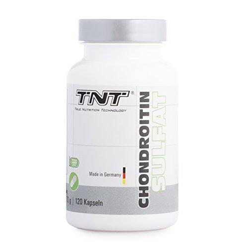 TNT Chondroitin Sulfat - 120 Kapseln