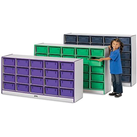 25 Tub Single With Tubs Black School Play Furniture
