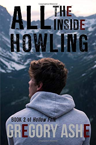 Pdf Thriller All the Inside Howling (Hollow Folk)