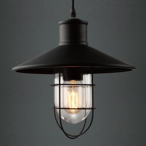 Pendant lights, BAYCHEER HL371419 Indust - Vintage Style Glass Shopping Results