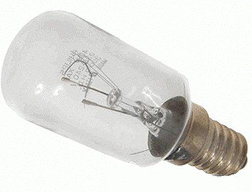 Casaricambi-Bombilla Para Horno 40 W, 230 V 300Gc Electrolux y Rex ...