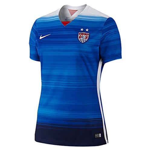 (NIKE USA Stadium Away Jersey (Game Royal/Loyal Blue) (XS))