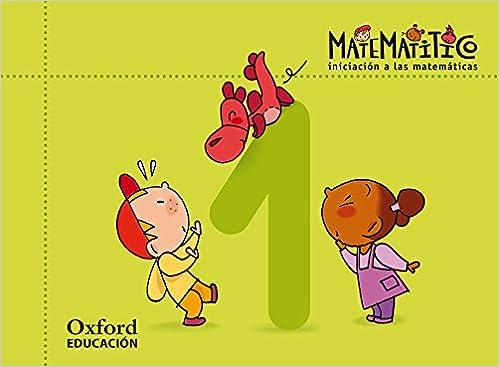 Matematitico 3 Años Pack Cuaderjo de Ejercicios 1 Alum Matematítico - 9788467395525: Amazon.es: Varios Autores: Libros