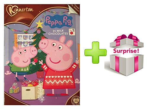 MadeInAngleterre official Christmas 2018 advent calendar PEPPA PIG/CHRISTMAS TREE + gift surprise (EXCLUSIVE)