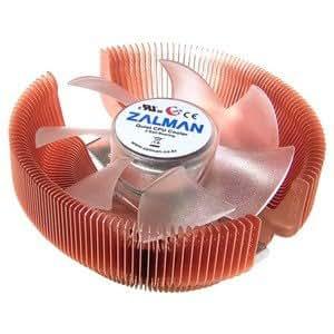 Zalman LED Copper CPU Cooling Fan CNPS7500-CU LED