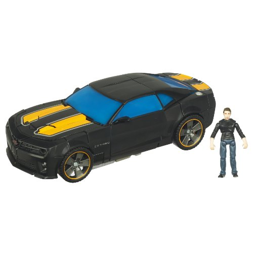 Transformers: Dark of the Moon - MechTech Human Alliance - Sam Witwicky and Bumblebee