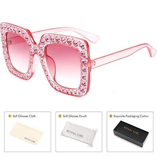 crystal sunglasses - 1