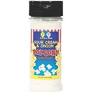 Dean Jacob's Sour Cream & Onion Popcorn Seasoning ~ 3.7 oz.