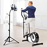 Ipad Tripod Stand,Gooseneck 67-inch Floor Stand for Tablet,Fit for iPhone 11/11Pro Max/7/8/X/Xs Max, IPad 12.9-Inch IPad Pro/11-Inch iPad Pro/IPad 6/Mini 5/Air 3/& More, and a Remote Control as Gift