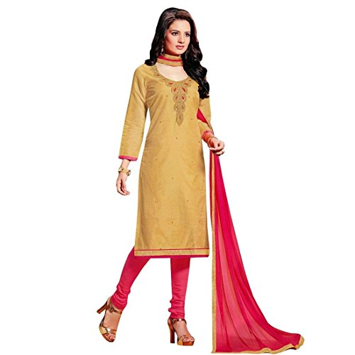 Silk Salwar Suit - 3