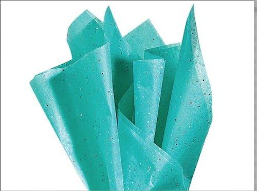 Aquamarine Gemstone Tissue Paper 20