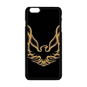 Tiger Pontiac firebird sign fashion cell phone case for iPhone 6 plus 6