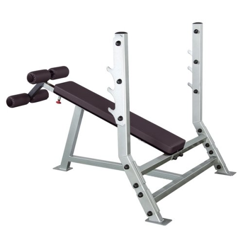 Body-Solid Olympic Decline Bench (SDB351G) by Body-Solid