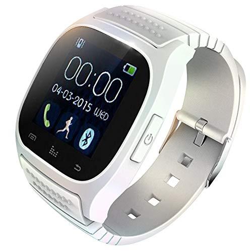 KawKaw M26 Plus Fitness Smartwatch Wasserdicht mit Pulsmesser, Kalorienzähler und Schrittzähler – Fitnesstracker…