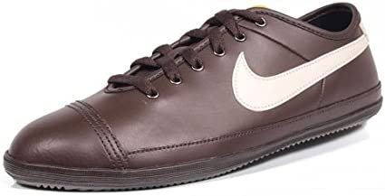 NIKE Flash M Brown en cuir 441396 202, marron:
