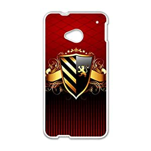 Creative Shield Pattern Hot Seller High Quality Case Cove For HTC M7