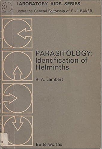 helminthiases bibliográfia)