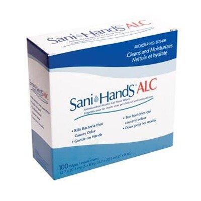 Профессиональный одноразового International (PDI) - PDI Sani Руки ALC Ручной салфетки - Пакеты