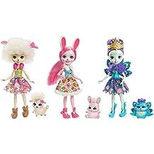 Enchantimals Figures (3 Pack)