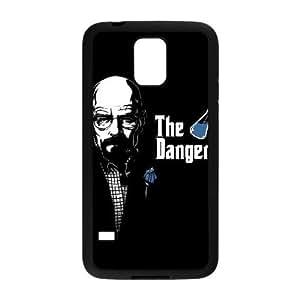 Samsung Galaxy S5 Phone Case Black Breaking Bad TYTH3817557