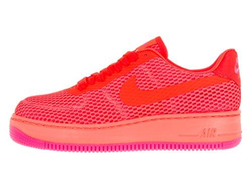 Mujer Total Low Upstep W Crimson Crimson BR Af1 Nike de Deporte para Zapatillas Total Naranja wzxTOt