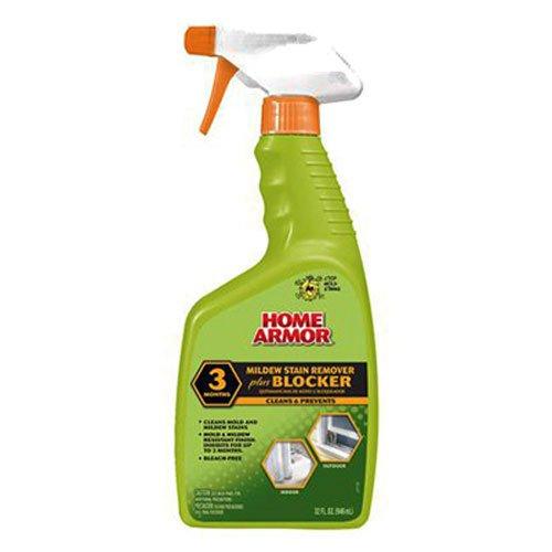 Home Armor FG523 Mildew Stain Remover Plus Blocker, Trigger Spray 32-Ounce (Mold Blocker)