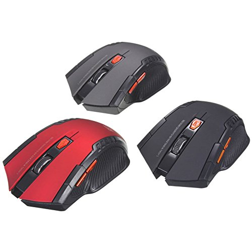 1Pc Hot Mini 2.4GHz Wireless Optical Mouse Gamer for PC Gaming Laptops New Game Wireless Mice with USB Receiver Drop Shipping Mause