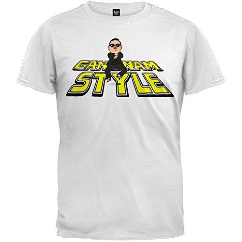 PSY Men's Gangnam Style Lightweight T-shirt
