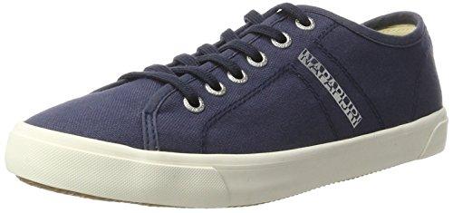 Blau Basse Napapijri Sneaker Marine Donna Blue qtpPFpBw