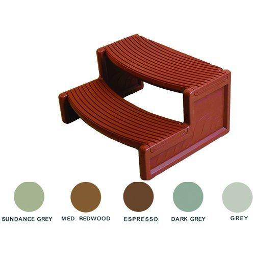 - Confer Plastics HS2-E Handi-Step, Espresso Color: Espresso Model: