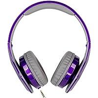 JVC HASR100XV Elation XX Headset, Violet